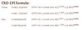 Geschatte GFR: van MDRD naar CKD-EPI