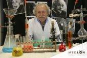 Einstein in Almelo en Enschede